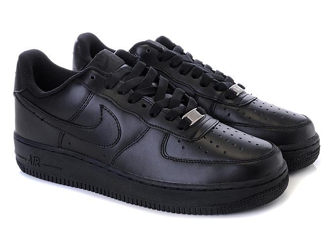air force 1 tout noir